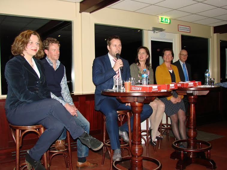 Geslaagde VVD-avond met minister Schippers
